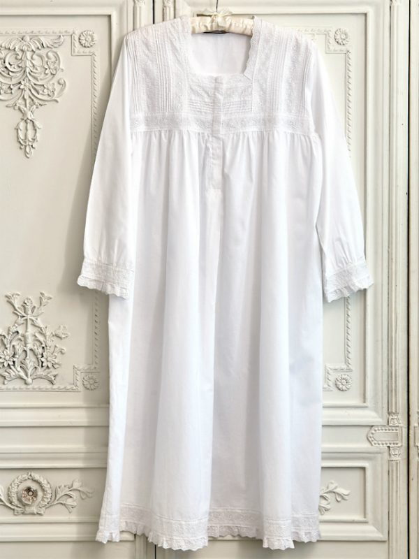 Broderie Anglaise Nightdress