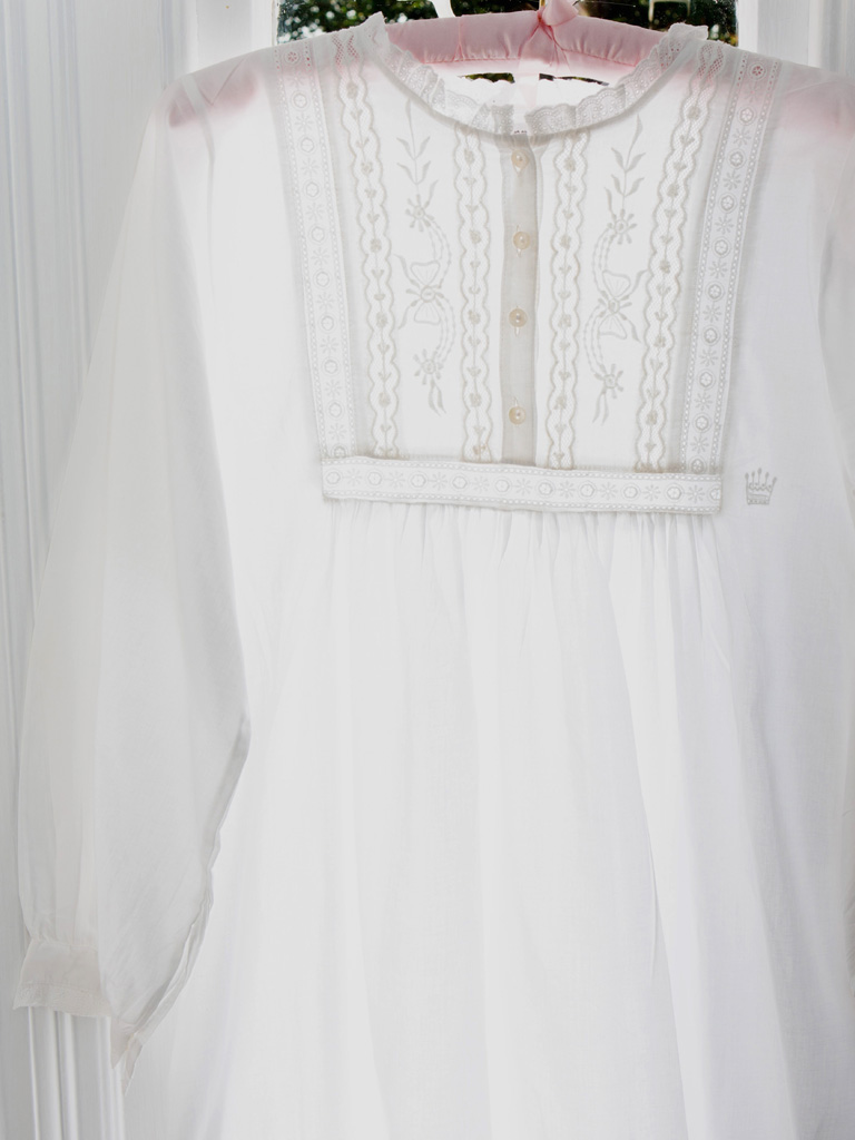 Polo. £29.95. Polo long sleeve soft cotton Victorian style nightdress ... 2500fe3b7