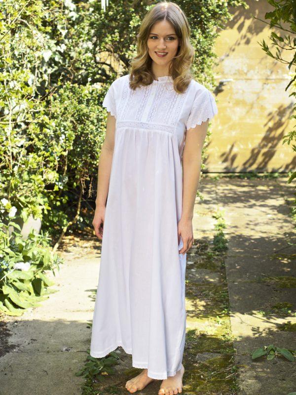Pure Cotton Nightdress
