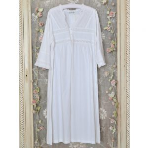 Pretty Cotton Nightgown