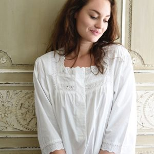 100% Cotton Nightwear Traditional Nightie